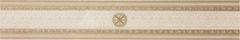 Grespania Palace +17114 Бордюр керамич. AMBRAS 1 BEIGE, 9,6X59