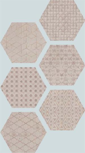 Imola Le Terre +17520 Плитка облиц. керамич. MALIKA 6 A, 26x30
