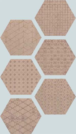 Imola Le Terre +17522 Плитка облиц. керамич. MALIKA 6 B, 26x30