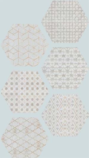 Imola Le Terre +17526 Плитка облиц. керамич. MALIKA 6 W, 26x30