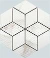 Grespania Palace +21445 мозаика FORLI, 25x25
